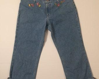 76194af7 Vintage Tommy Hilfiger Jeans Custom