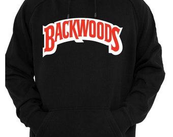 Urban Backwoods Bloody Button Hoodie Sweats /à Capuche Sweat-Shirt