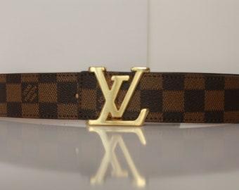 5baefbaf46f Lv belt for men and women