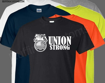 Union Strong cotton patch 1