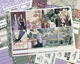 Wished for You Weekly Kit / Full Kit / Mini Kit / Vertical Kit / Savannah Paper Co