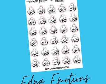 Edna Character