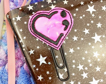 Planner Clips & Charms