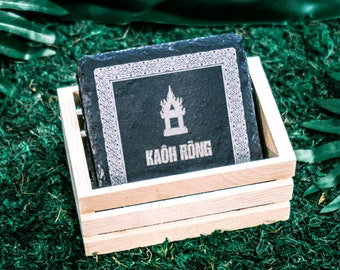 Survivor: Kaôh Rōng Coasters for Survivor Birthdays, Parties, and Superfans
