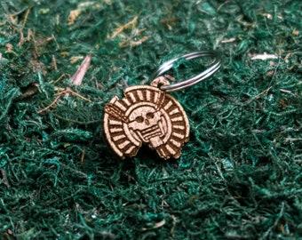 Survivor Keychain Replica San Juan del Sur Hidden Immunity