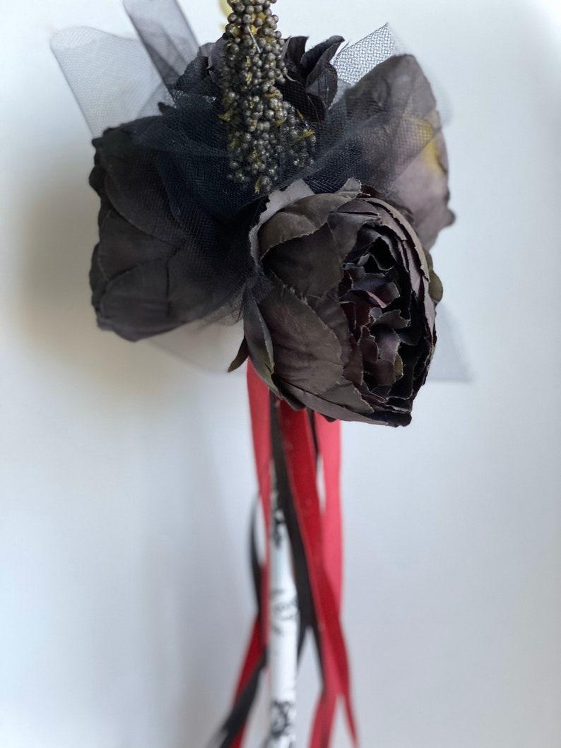 Halloween Dark Fairy Wand