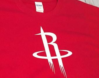 a9e3c9864 Houston Rockets Inspired Shirt