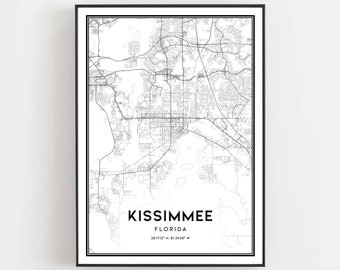 Kissimmee fl | Etsy on gulf county road map, new smyrna beach road map, highlands county road map, saint lucie county road map, haines city road map, lehigh acres road map, palm bay road map, orlando road map, cape coral road map, eatonville road map, ft. meade road map, escambia county road map, christmas road map, florida road map, aspen road map, sumter county road map, santa rosa county road map, cruz bay road map, east palatka road map, grapevine road map,