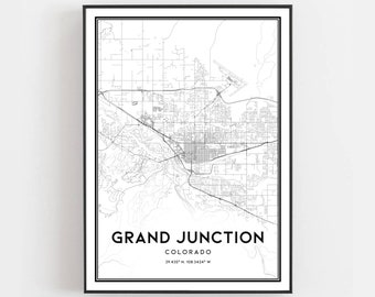 Grand junction co | Etsy