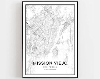 photograph about California Missions Map Printable referred to as California mission Etsy