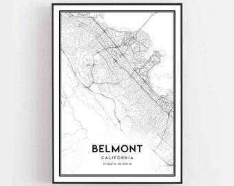Belmont | Etsy