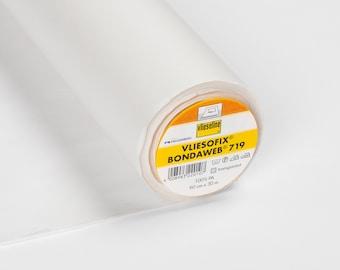 Vliesofix white fleece line Freudenberg