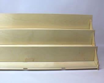 54910fb755a80b Berken triplex 3-Tier Counter Top Retail staander