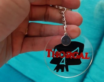 THORGAL006 - Keychain