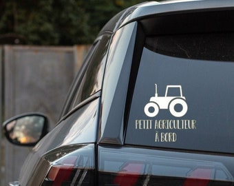 Decal for car - Customizable