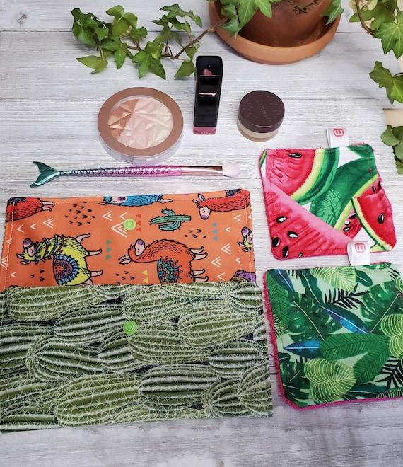 Pocket - Kit - waterproof interior - Make-up kit - soap pouch