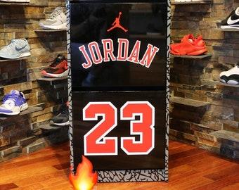 743d7f67e726ac Air Jordan Shoe Storage Cabinet Box