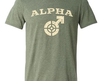 43eb762af462 ALPHA MALE Toxic Masculinity T Shirt