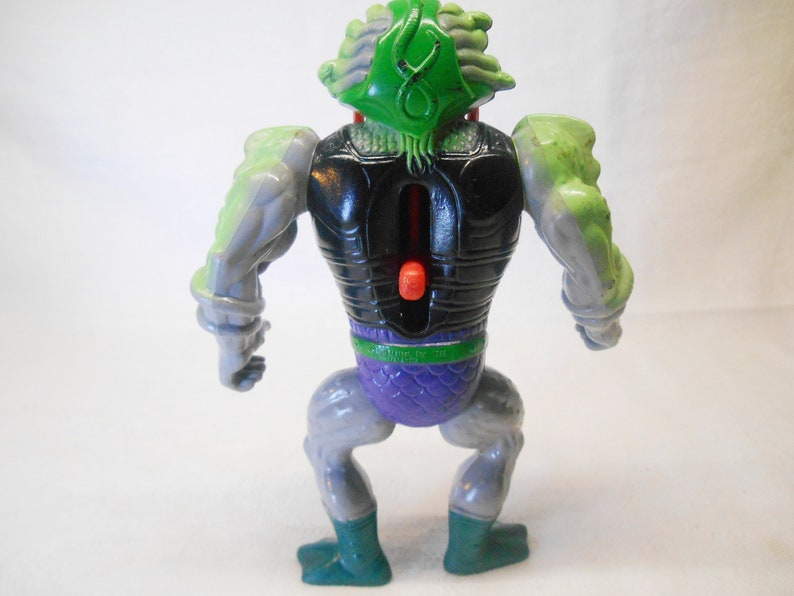 rare action figure SNAKE FACE Action Figure Vintage 1986 1986 He-Man MOTU Masters of the Universe