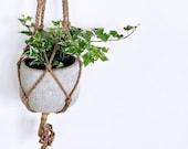 Plant Hanger, Plant Holder, House Warming Gift, Wall Plant Hanger, Pot Holder, Modern Decor, Indoor Planter, Indoor Plant Hangers