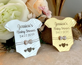 Flower Favors Wedding Favor Magnet Mini Dried Flower Gift Baby Shower 25 Pcs Personalized Wedding Favors for Guests Bridesmaid Favor