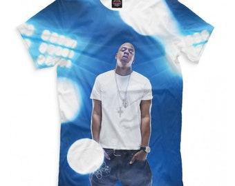 d03b2eadc Jay-Z T-shirt, Rap Hip-Hop 3D Full Print Shirt, Men's Women's All Sizes