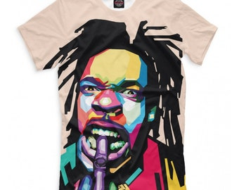 0d346b9d9 Busta Rhymes T-shirt, 3D Full Print Shirt, Men's Women's All Sizes