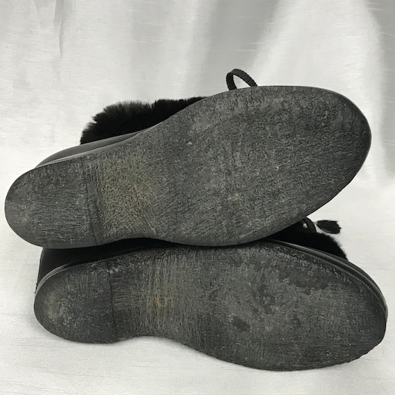 Vintage boots from the 40s /50 - image 5