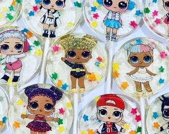 19dcb4003aff LOL Dolls Lollipops. SweetCakePopsAndMore
