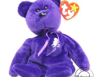 a5d17ddc5d5 RARE PRINCESS DIANA Beanie Baby - Collectors Edition - 1997