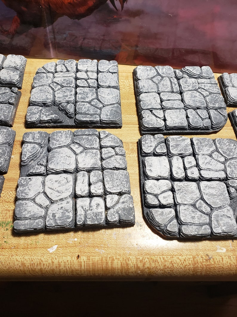 Small Dungeon Tile Set
