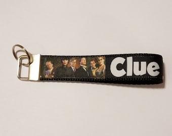 Clue Movie Keychain