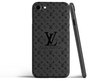 Lv X Supreme Iphone Case Xs Max Xr 8 Plus 7 6s Phone