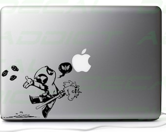 Nier Automata 2B and 9S Vinyl Decal Stickers for Car//Laptop//Consoles//Mirror