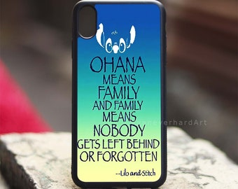on sale 2cac6 bf6d3 Ohana iphone case | Etsy
