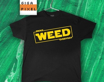 4e470cb660 Star Wars: Snoke Weed Everyday T-Shirt, Funny Star Wars T Shirt, Unisex Star  Wars Shirt, Men Shirt, Woman shirt, Star Wars Tee Shirt