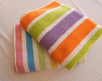 Cecil Saydah Beach Towels.Beach Towels Vintage Etsy Au