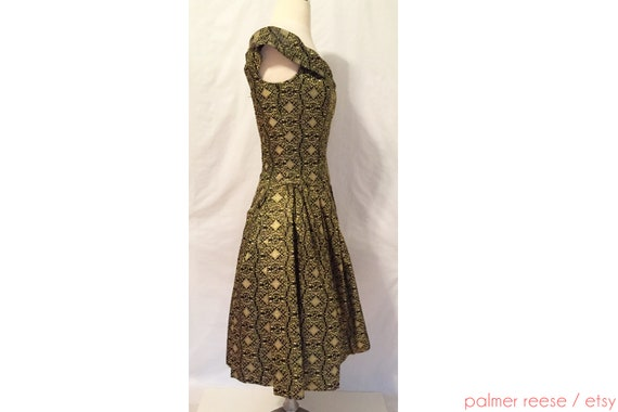 MINT Vintage VICTOR COSTA for Lord & Taylor Metal… - image 3