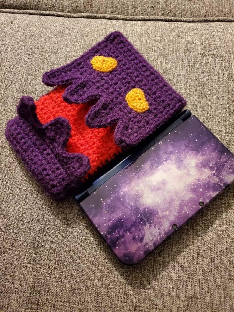 Wind Waker Spoils Bag 3DS XL Crochet Case
