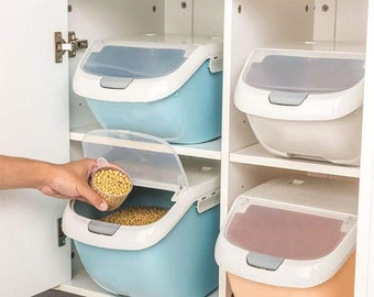 Cat Food Container Etsy
