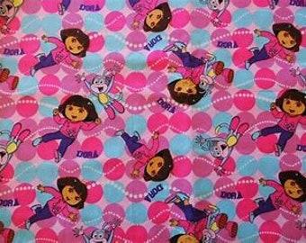 Dora Fabric - Buenos Amigos - Best Friends - Cotton Fabric