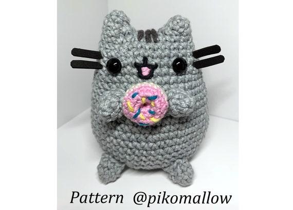 Amigurumi Donuts - Free Crochet Pattern - OkieGirlBling'n'Things | 410x570