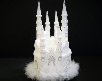 Castle Wedding Cake.Castle Wedding Cake Etsy