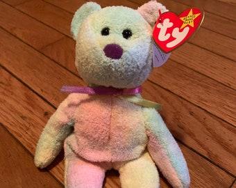 8ecc7e7388c RARE Beanie Baby GROOVY 1999
