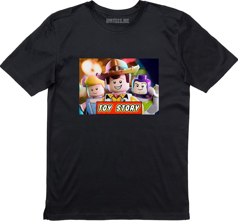 Buzz Lightyear child tee shirt quality 100/% cotton kids T Shirt