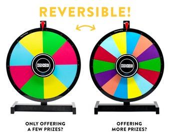 Spinning prize wheel | Etsy
