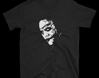 156a2414 Mayhem T shirt Why So Serious Joker Fast Batman Joker design