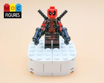 SPAWN Antihero Custom Printed on Lego Minifigure!