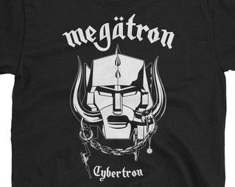 e85d1f2f Transformers x Motorhead Shirt | 80's Cartoon Parody T-Shirt