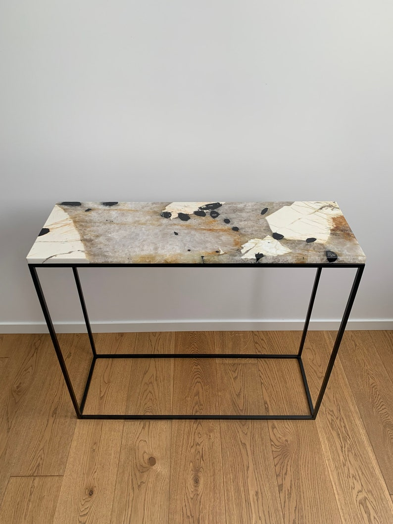 Patagonia Granite Console Table